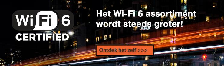 Wi-Fi 6 assortiment