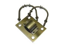 U-bolt mounting bracket image